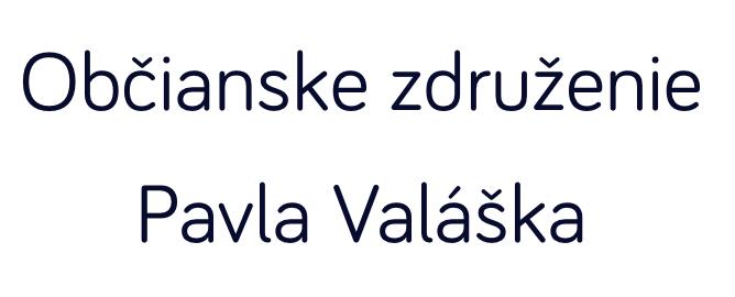 Obcianske zdruzenie Pavla Valaska